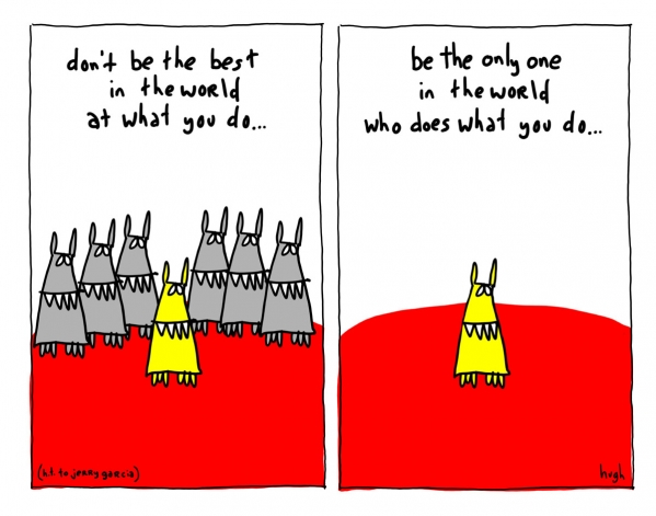 gapingvoid-the-only-one